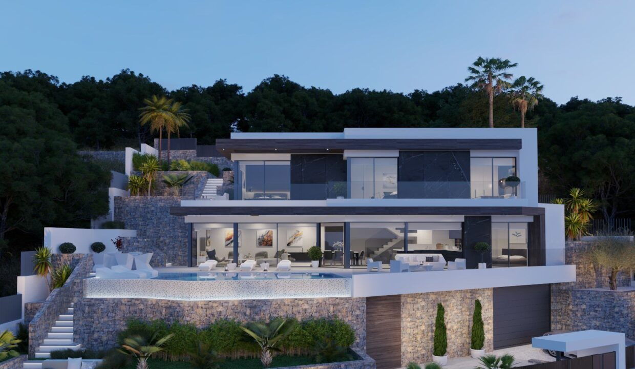 4-Bed-4-Bath-Villa-of-luxury-For-Sale-in-Calpe-ref-A-2826-6