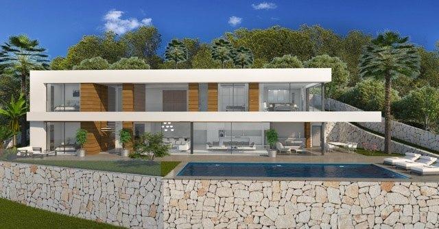 4-Bed-4-Bath-Villa-of-luxury-For-Sale-in-Moraira-ref-A-2550-2